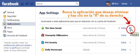 eliminar-aplicacion-facebook