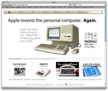 apple.com en 1983