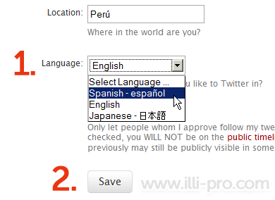 elegir-idioma-espanol-twitter