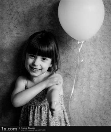 fotos niñas sonriendo