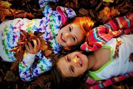 imagenes niñas sonriendo