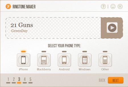 crear ringtones smartphones