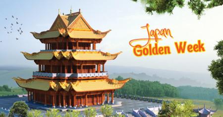 Golden Week Semana Dorada Japón