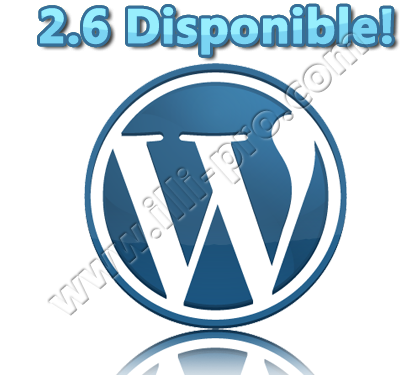 wordpress2.6