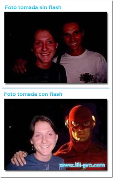 fotoconflashysinflash
