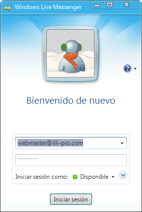 descarga la versión final de windows live messenger 2009